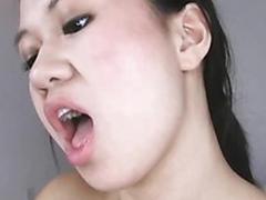 Carmina gives amazing head and enjoys swallowing cum