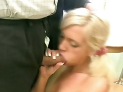 Breathtaking pretty hottie rides knob and receives orgasm.